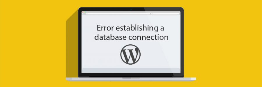 Ошибка Error establishing a database connection